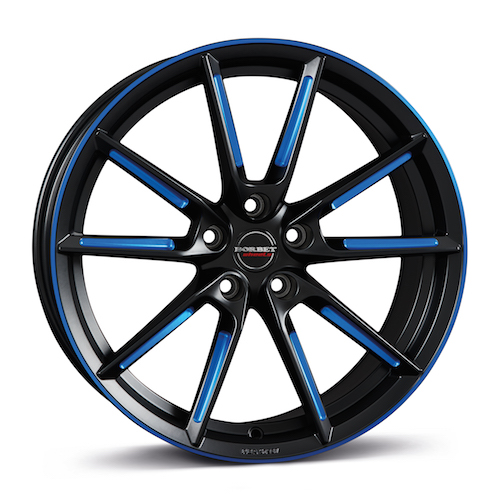 BORBET_LX_black_matt_spoke_rim_blue_polished
