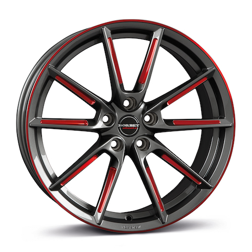 BORBET_LX_graphite_spoke_rim_red_polished